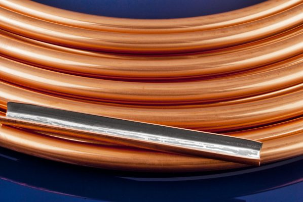 TinGuard™ Copper Coils