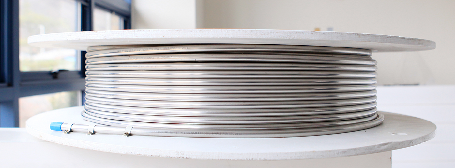 Seamless Stainless Steel Coils