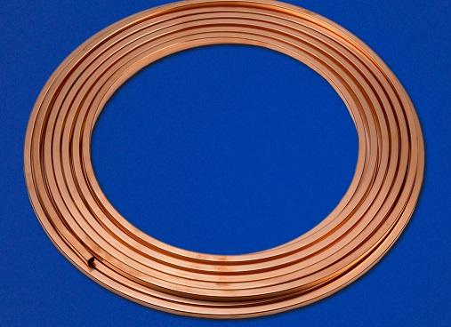 PJ Tube Square Copper Coils - PJ Tube